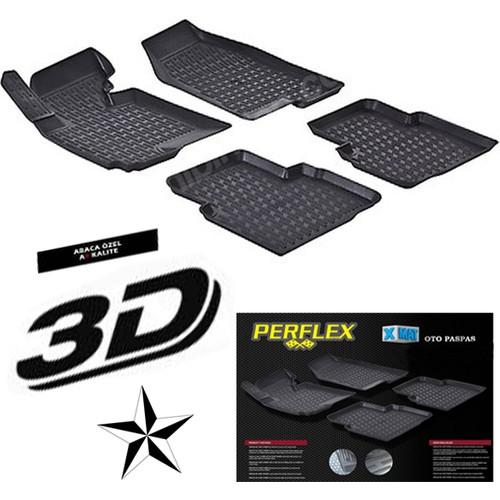 Perflex X-Mat Audi A3 2013 3D Paspas