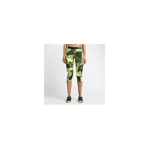 Nike Pro Patch Work Capri