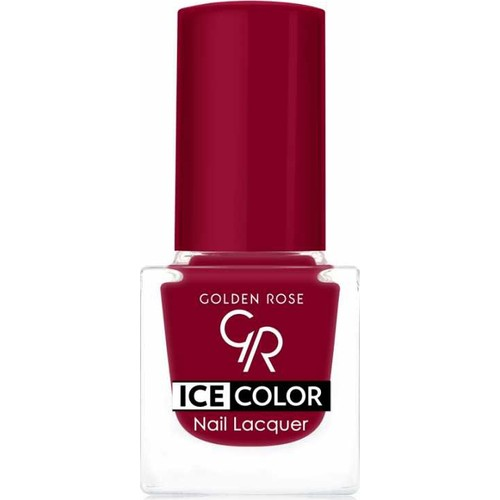 Golden Rose ice Color Nail Lacquer