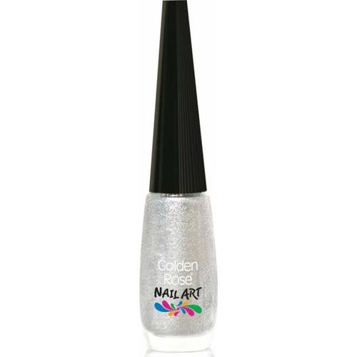 Golden Rose Nail Art Nail Lacquer No:107