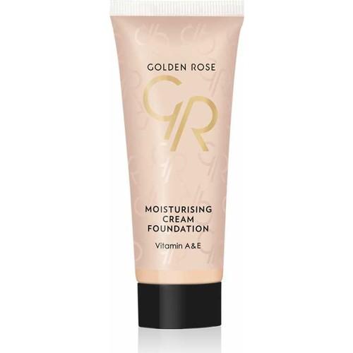Golden Rose Moisturizing Cream Foundation - Fondöten - 6