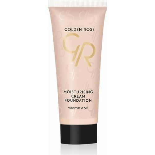 Golden Rose Moisturizing Cream Foundation - Fondöten - 4