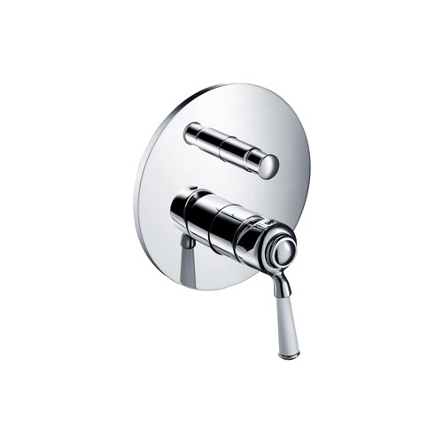 Bocchi Burlington Ankastre Banyo Bataryası - Otomatik Yönlendiricili Kro