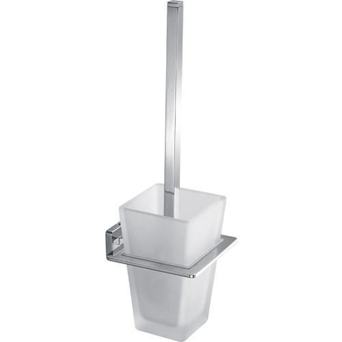 Bocchi Monza Tuvalet Fırçalık Krom