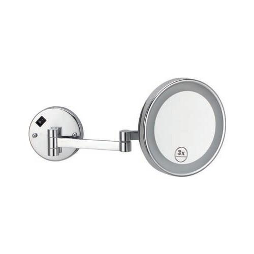 Bocchi Ayna Led Işıklı, Çift Kollu, 3X Krom