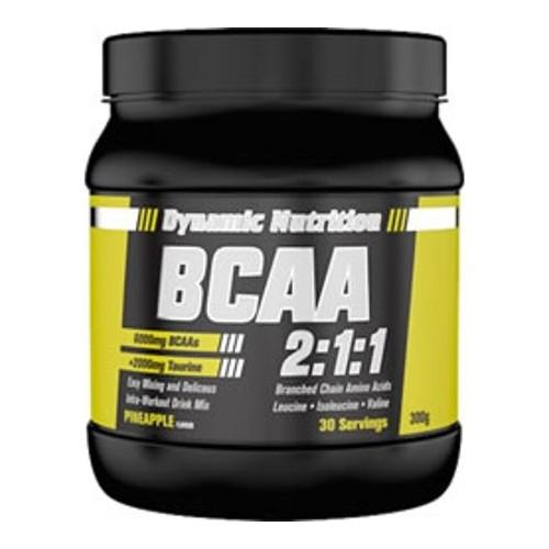 Dynamic Nutrition BCAA 2:1:1 300 Gr