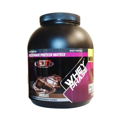 4DN Whey Phase 100% Whey Protein 2270 Gr