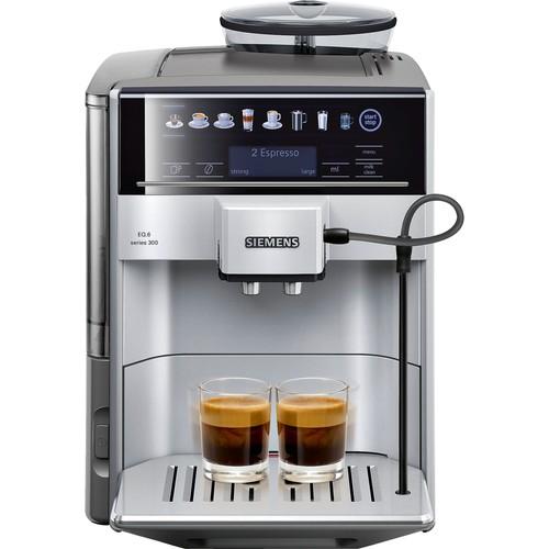 siemens te603201rw eq 6 serisi tam otomatik espresso ve fiyat. Black Bedroom Furniture Sets. Home Design Ideas