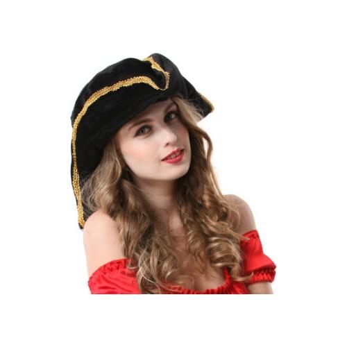 Toptancı Kapında Jack Sparrow Korsan Şapkası
