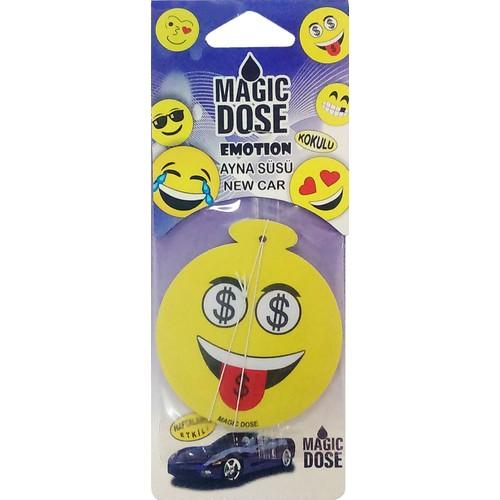 Magic Dose Emotion Ayna Süsü ''New Car''