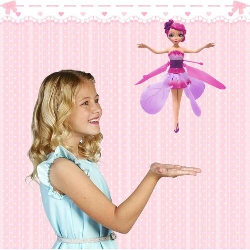 Vip Flying Fairy Uçan Peri 35800 / Mor