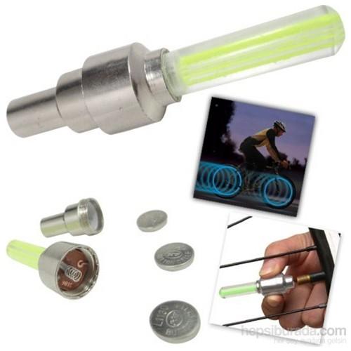 Vip Fotosel ve Hareket Sensörlü Işıklı Sibop Kapağı (2 Adet) -3364a