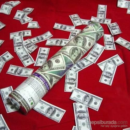 Vip Dolar Püskürten Konfeti (38 cm)