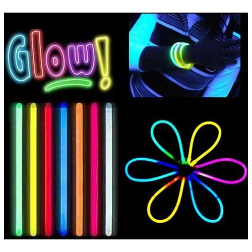 Vip Glow Stick Fosforlu Kırılan Çubuk (100 Adet)