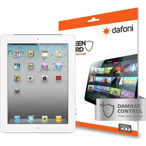Dafoni iPad 2 / iPad 3 / iPad 4 Darbe Emici Ekran Koruyucu Film