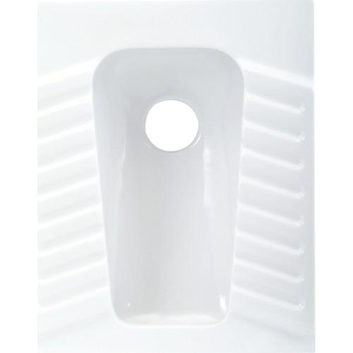 Creavit Çevre Yıkamalı Tuvalet Taşı 50X60 Cm Beyaz