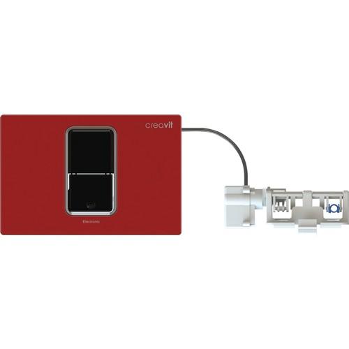 Creavit Kırmızı Fotoselli Kumanda Paneli + Motorlu Hareket Kolu