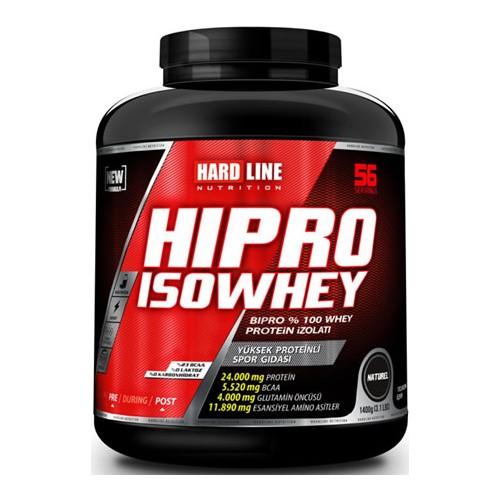 Hardline Nutrition Hipro İzole Protein 1400 Gr