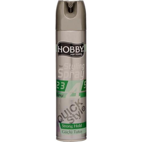 Hobby Strong Hold Saç Sprey 250 Ml