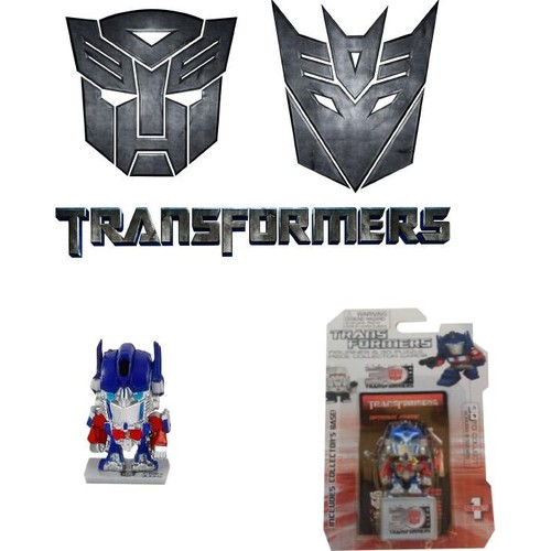 Igs Transformers Optimus Prime Movie Mini Figür