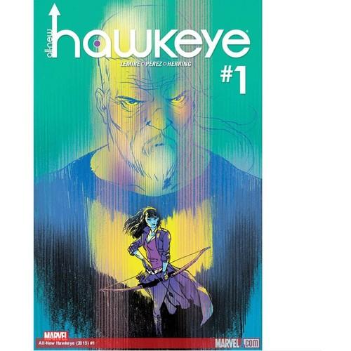 Marvel Comics All New Hawkeye #1