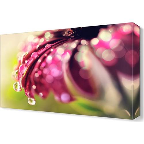 Dekor Sevgisi Çiçek ve Su Tablosu 45x30 cm