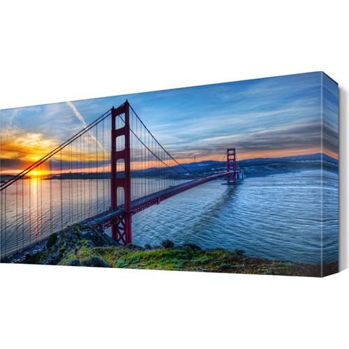 Dekor Sevgisi Boğaz Köprüsü Canvas Tablo 45x30 cm