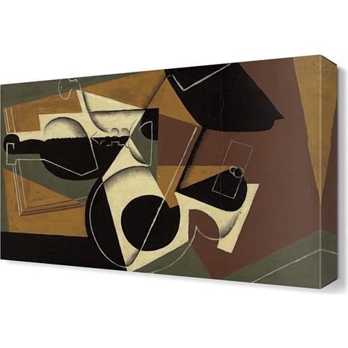 Dekor Sevgisi Juan Gris9 Canvas Tablo 45x30 cm