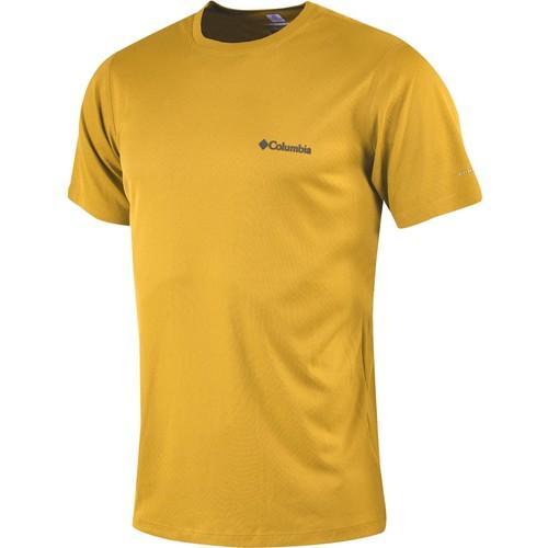 Columbia AM6084 Zero Rules Short Sleeve Shirt SS16 Erkek T-Shirt