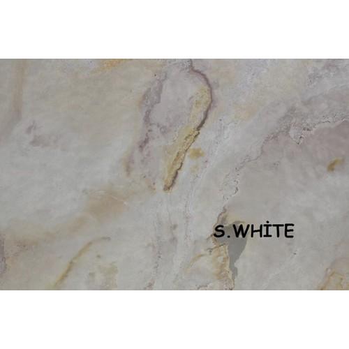 Vardek İnce Doğal Taş 2Mm S White