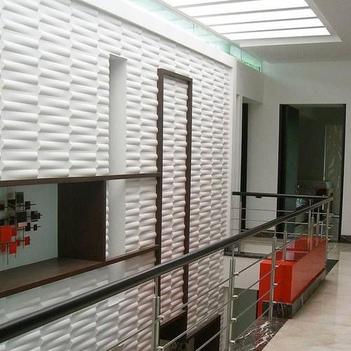Vardek 3D Duvar Paneli İç Mekan Tasarım Ürünleri Adel