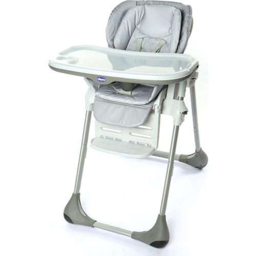 Chicco Polly Çift Kılıflı Mama Sandalyesi