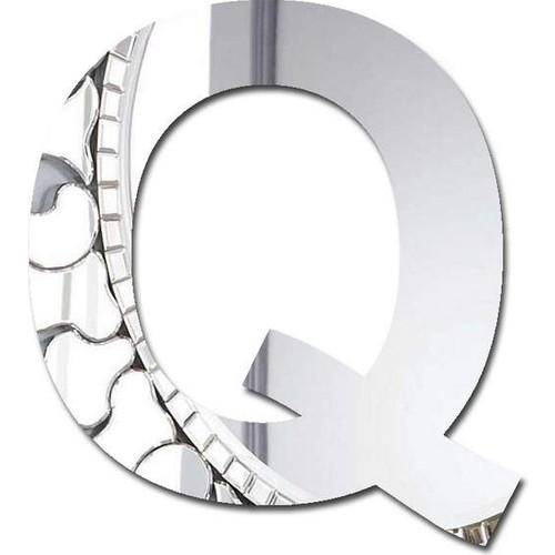 Decor Desing Dekoratif Harf Ayna Hvq