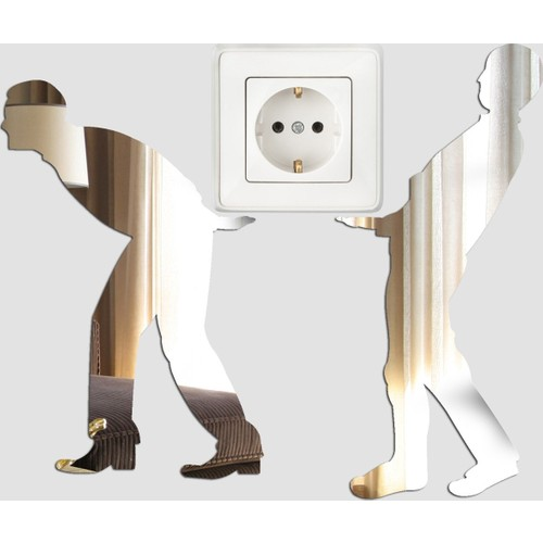 Decor Desing Kırılmaz Ayna Mrr023