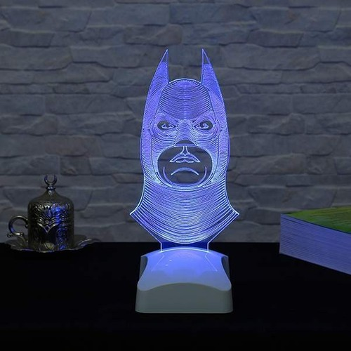 Decor Desing 3 Boyutlu Batman Lamba V23D031