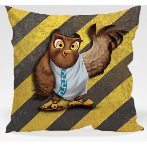 Decor Desing Baykuş Yastık Kılıfı Owl080