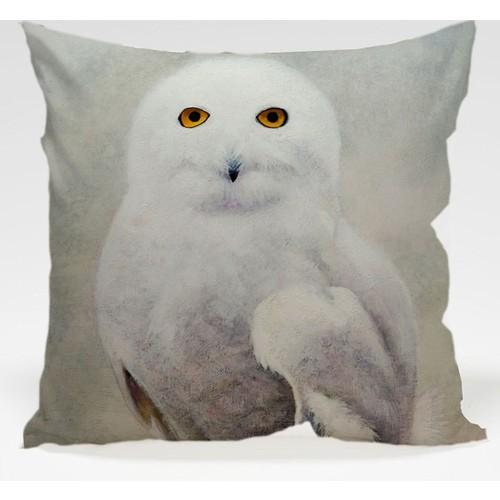 Decor Desing Baykuş Yastık Kılıfı Owl084