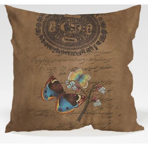 Decor Desing Dekoratif Yastık Kılıfı Pll116