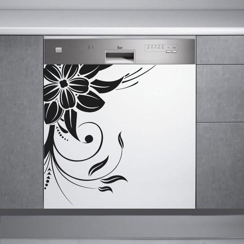 Decor Desing Beyaz Eşya Sticker Bev53