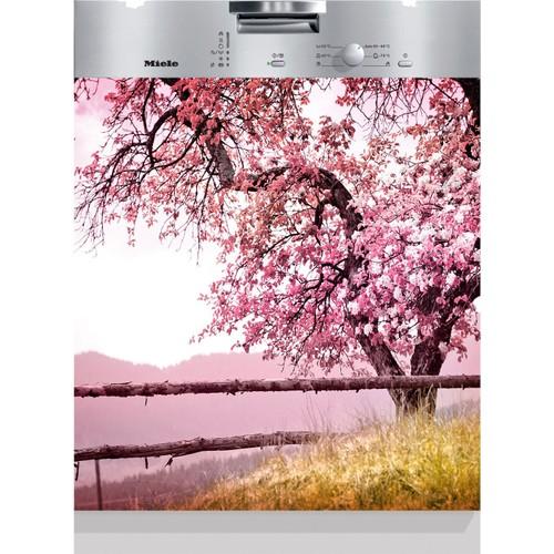 Decor Desing Beyaz Eşya Sticker Bul029