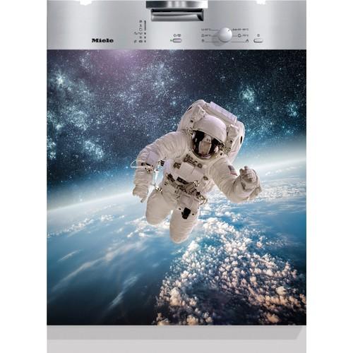 Decor Desing Beyaz Eşya Sticker Bul050