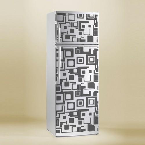 Decor Desing Beyaz Eşya Sticker Bzs05