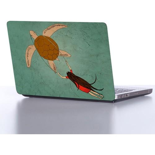 Decor Desing Laptop Sticker Le001