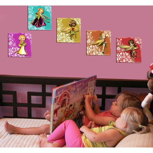 Decor Desing Dekoratif Çocuk Tablo Mtb038