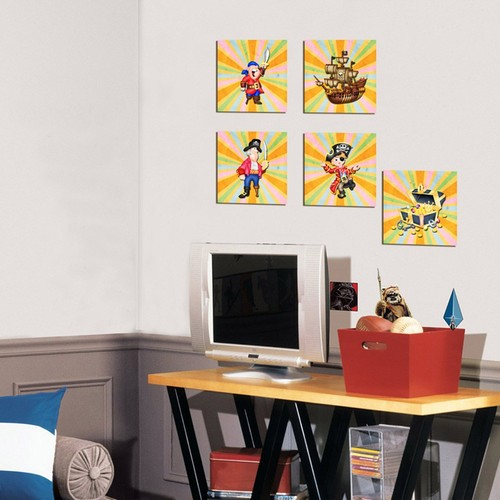 Decor Desing Dekoratif Çocuk Tablo Mtb050