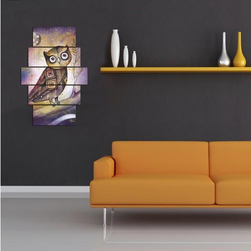 Decor Desing 5 Parçalı Dekoratif Tablo D5Tp13