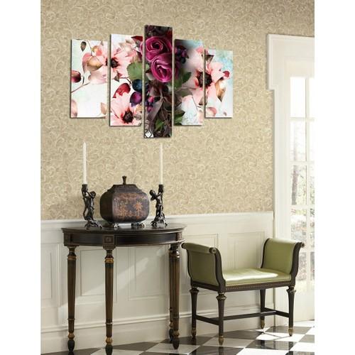 Decor Desing 5 Parçalı Dekoratif Tablo D5Tp164