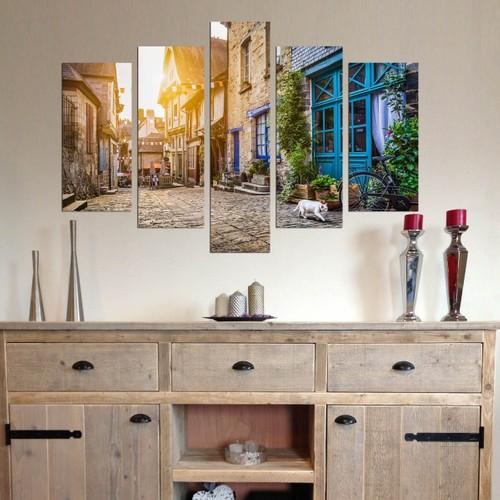 Decor Desing 5 Parçalı Dekoratif Tablo D5Tp174