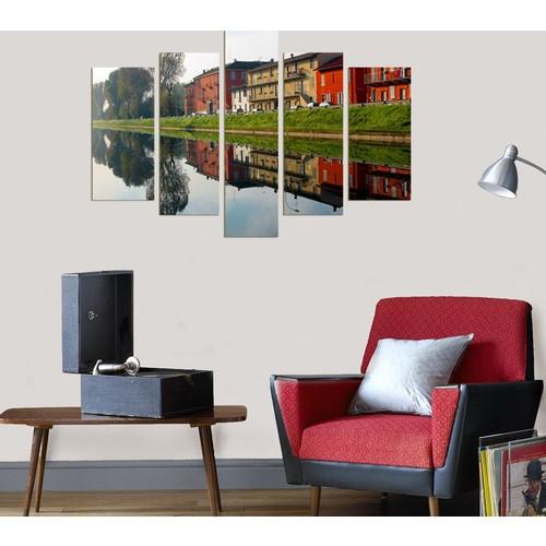 Decor Desing 5 Parçalı Dekoratif Tablo Dec003