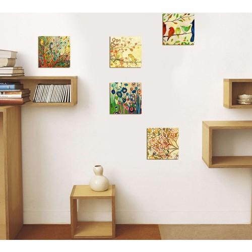Decor Desing Dekoratif 5'li Tablo Utb061